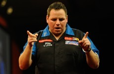 Darts hierarchy not so clear-cut