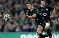 November tests: Sexton backs 'terrifying' winger Gilroy to jolt Argentina