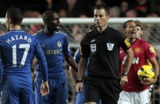 Opinion: Chelsea should be docked points for Clattenburg accusations