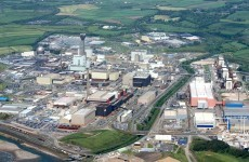 "Accident at Sellafield would have ""no health effects in Ireland"""