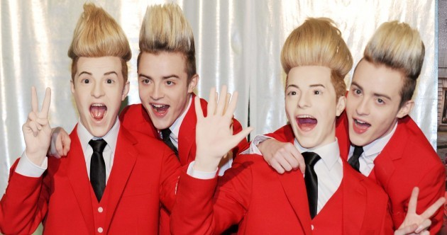 So what do we think of the new Jedward waxworks?