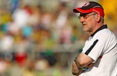 Tyrone boss Mickey Harte set to ring the changes - reports