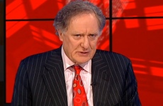Um... what did Vincent Browne say on TV last night?
