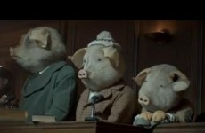 "The Guardian's ""Three Little Pigs"" tops Adweek's best ad list for 2012"