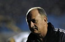 It's official: Brazil reappoint Luiz Felipe Scolari as manager