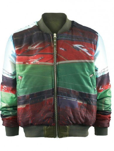 The Score.ie Christmas gift idea No 2: The Anfield bomber jacket