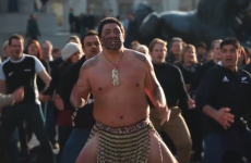 VIDEO: Haka flashmob hits Trafalgar Square