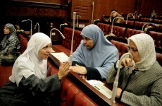 Protests as Egyptian panel adopts draft constitution