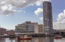 Tallest building in Ireland taken over by administrators