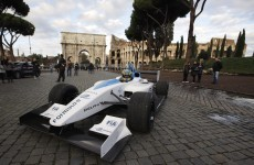 Rome to host 'green' Grand Prix in 2014