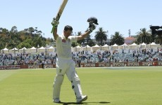Ponting bows out after 17-year Test career