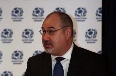 Scotland could appoint caretaker coach – SRU
