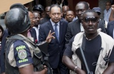 'Baby Doc' Duvalier arrested by Haitian authorities