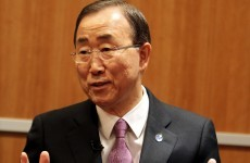 Ban Ki-Moon: Rich countries 'to blame' for climate change