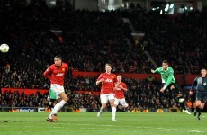 Champions League wrap: United top group but go down to Cluj