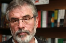 Plot to kill Gerry Adams touched upon in Finucane report