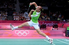 Badminton: Change as good as a rest for Evans