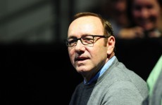 Kevin Spacey is definitely not playing Seán Quinn in new movie