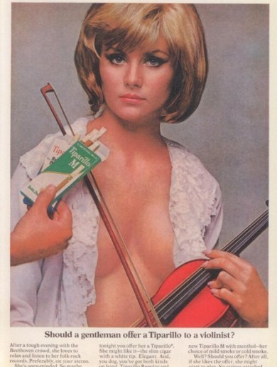 Sexist, unhealthy or just plain bad: 15 ads from 1960s and '70s mens' mags