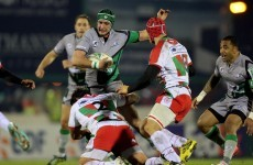 As it happened: Connacht v Biarritz, Heineken Cup
