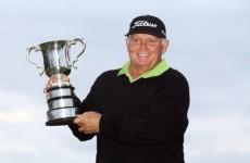 Peter Senior becomes oldest ever Australian Open winner at 53