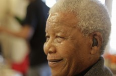 Nelson Mandela 'comfortable' after night in hospital