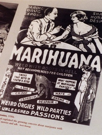 POT: A history of marijuana