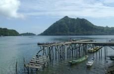 Earthquake hits Indonesia's Banda Sea