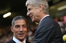 Wenger taking nothing for granted in Capital One chase