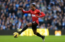 If United fail, we'll be sacked, says Patrice Evra