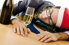 One third of Irish workers admit drinking too much at their Christmas party