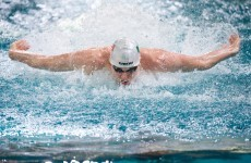 Swimming: Murphy to take on the world alone