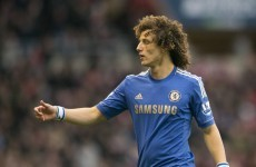 Defence case: David Luiz aims to silence critics