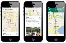 It's back! Google Maps now available on iPhone
