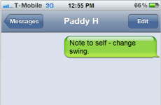 Messages from the future: 9 texts we kinda expect to see in 2013