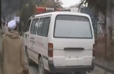 Ten girls killed in landmine blast in Afghanistan