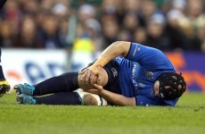 Leinster relief following Strauss knee news