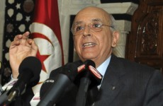 It's not just Ireland… Tunisian PM steps down