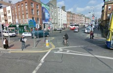 Man killed in Dublin city centre crash