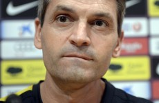 Barcelona boss Tito Vilanova suffers tumour relapse - reports