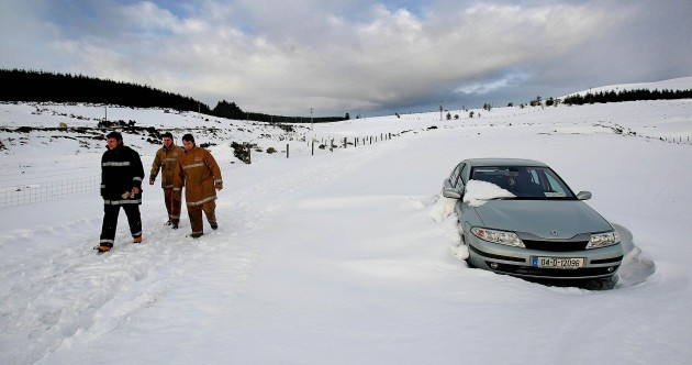Everything you ever wanted to know about snow in Ireland