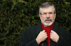Gerry Adams: I'll see a United Ireland in my lifetime