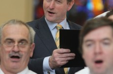PICS: A year in the life - Enda Kenny