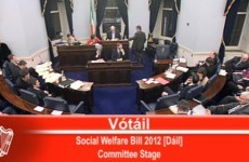 Social Welfare Bill passes committee stage in Seanad by three votes