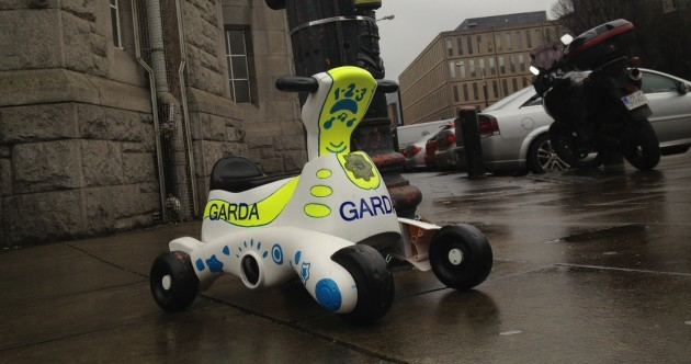Pics: The Gardaí's latest crime-fighting vehicle*