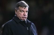 Allardyce earns West Ham fans' respect