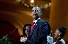 VIDEO: Barack Obama sings Deck the Halls