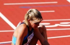Olympic middle distance runner admits to working as an escort