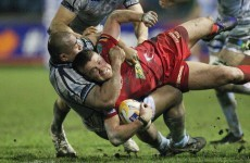 Pro12 wrap: Scarlets keep up the chase