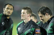 'It's a great Christmas present for us' - Penney reflects on Connacht's near miss